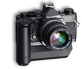 Olympus OM2n – Smallest SLR In The 80's