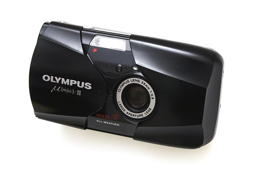 Olympus Mju II - 最聰明的傻瓜相機 (Probably the smartest auto compact camera)