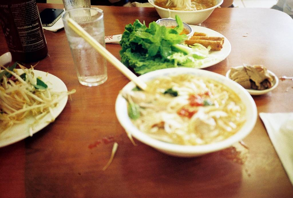 The Ultimate Bowl of Hot Noodles: PHO!
