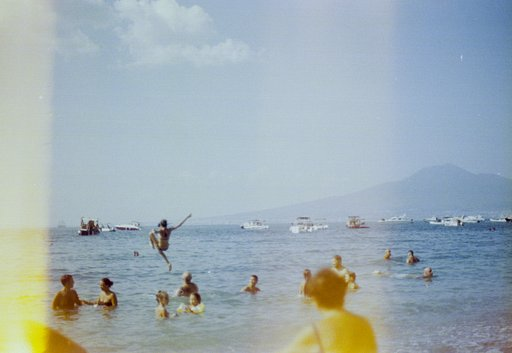 The Gulf of Naples Through the Analogue Shots of Sefora Castaldo