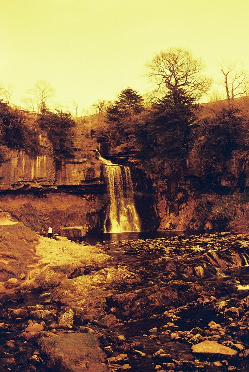 Lomography Day Trips: Ingleton Waterfall Trails