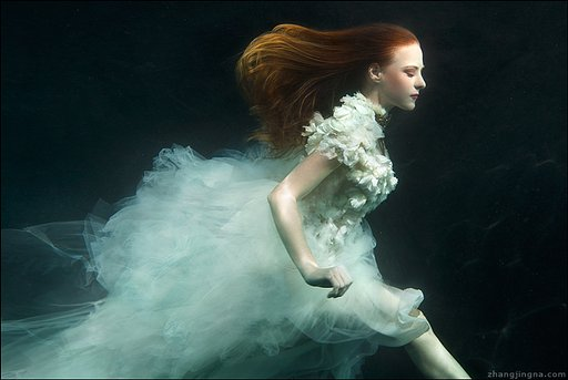 Zhang Jingna / Zemotion Improves Reality with her Fashion Photography