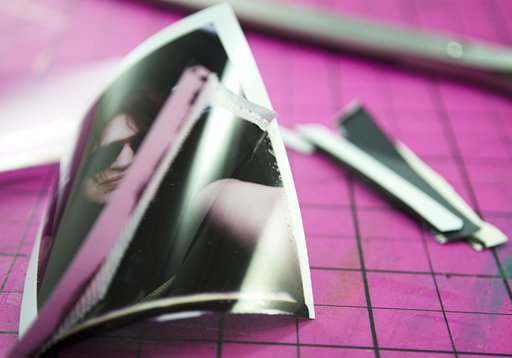 How to Peel Your Instax Film