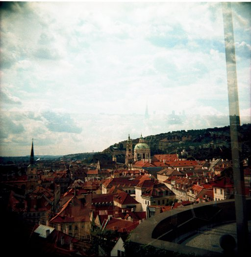 Lomography Guide to Prague: Where the Birds Like to Rest
