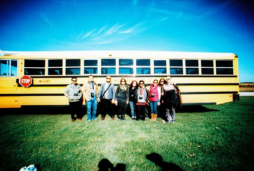 Recap: Bus Trip to the Pumpkin Patch!
