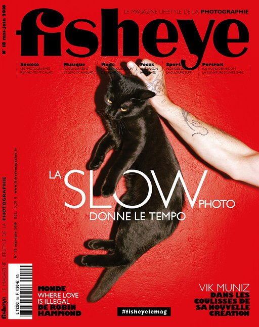 Fisheye Magazine x Lomography : en mode slow photography