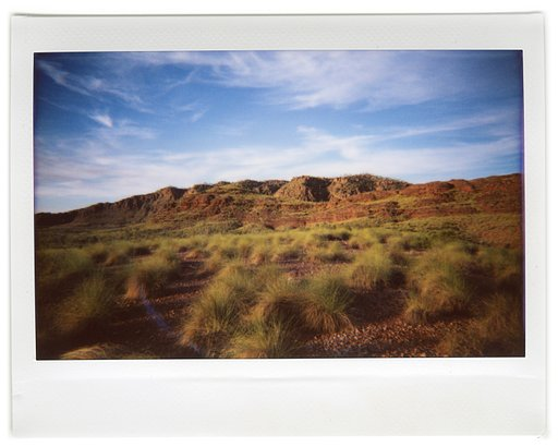 Joe Nigel Coleman: Western Australia and the Northern Territory with the Lomo'Instant Wide