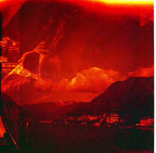Lomography Redscale 100 120mm: Give Me That Orange Tone!
