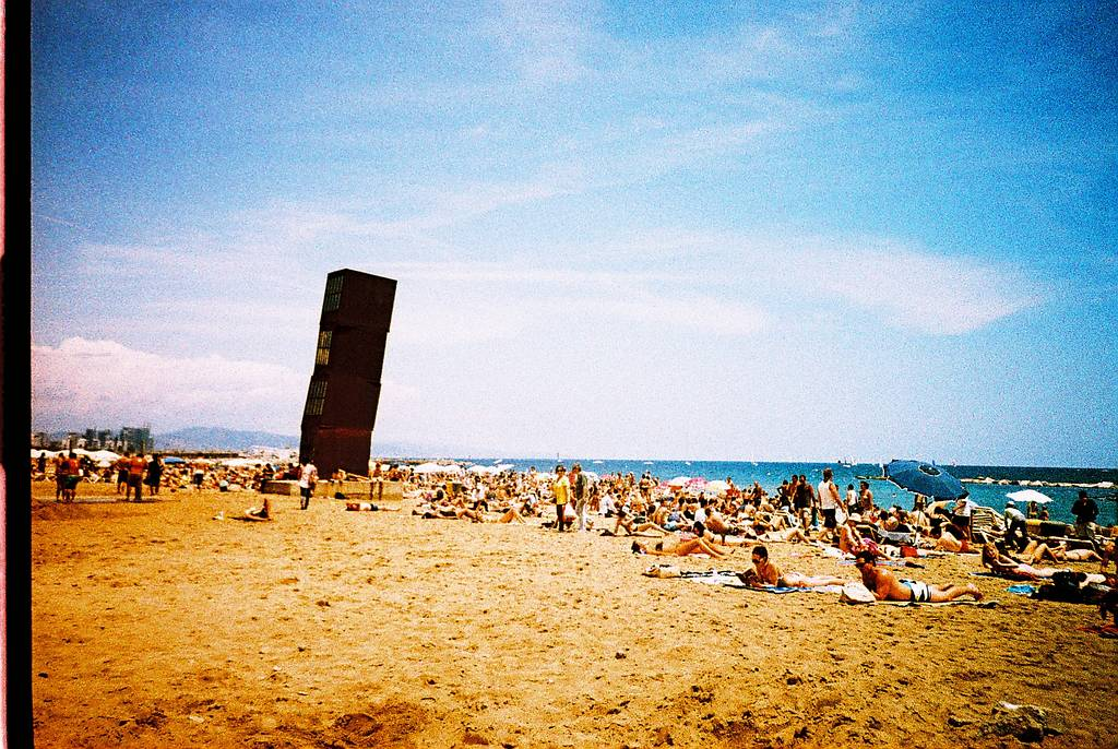 Diana F+ Workshop in Barceloneta