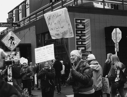 Seattle's Women's March 2.0