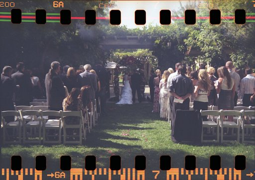 Hyatt Regency Valencia - Wedding Garden