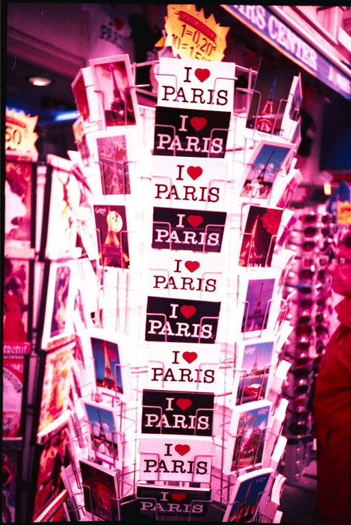 My 2011 Trip to Paris
