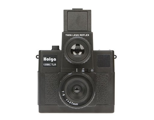She's My Pride & Joy - The Holga 135 BC TLR