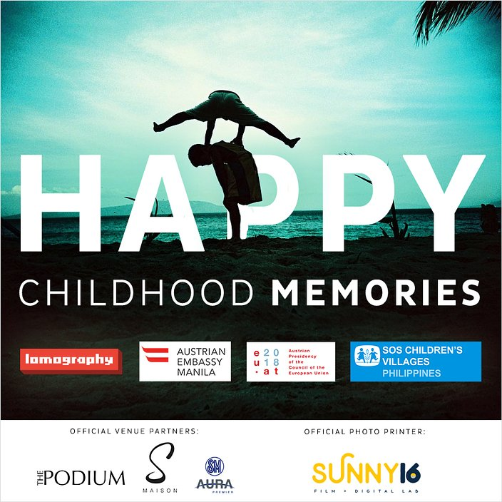 LomoWall Philippines 2018: Happy Childhood Memories Competition