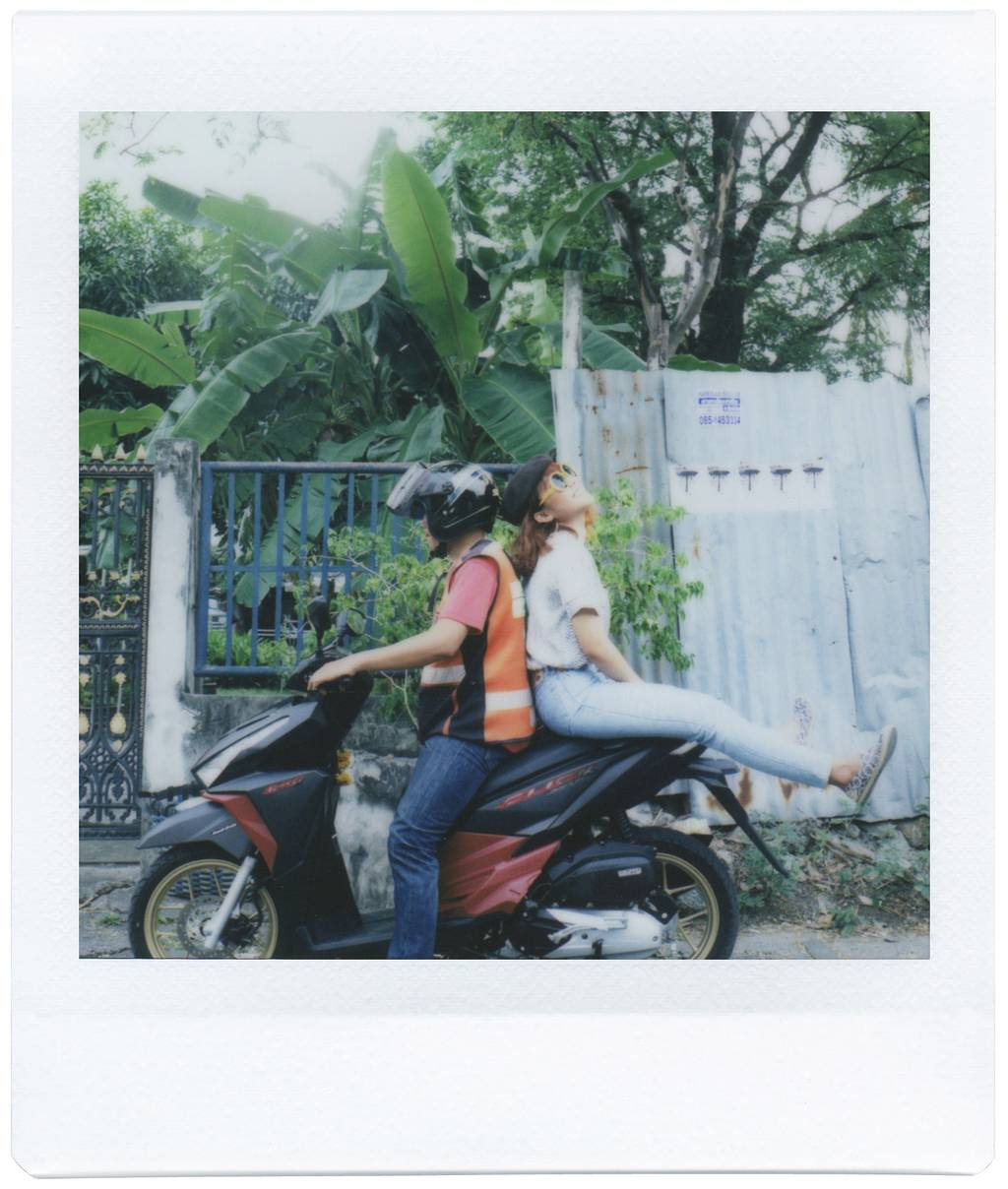 Chasing the Sun: Daytime Adventures with the Lomo'Instant Square