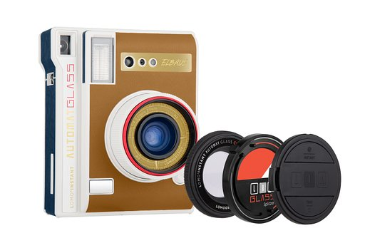 Introducing the New Lomo'Instant Automat Glass Elbrus