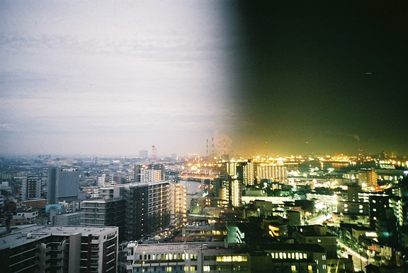 Kikuike is our LomoHome of the Day!