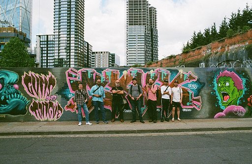 East London Photowalk with Rajat from London Film Photography