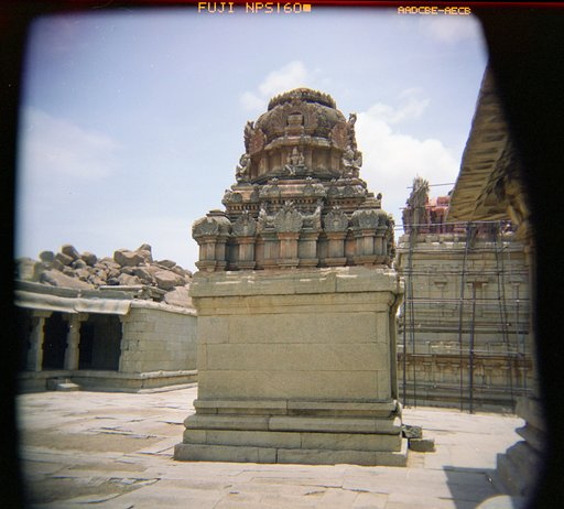 Hampi - A Holy Town Set in a Bizarre Landscape