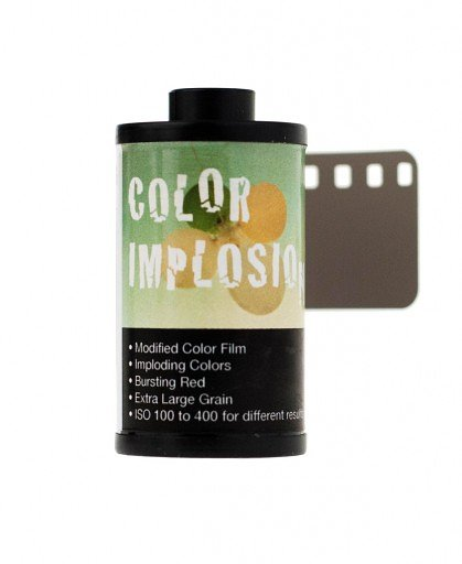 Lomopedia: Adox Color Implosion