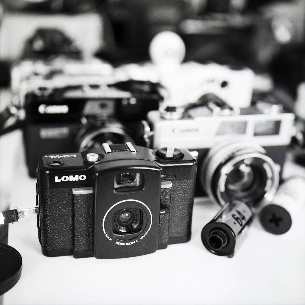 25 Ways to Get the Most of Your Lomo LC-A+