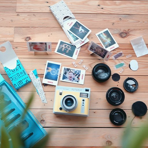 Lomo'Instant Automat: A First Look