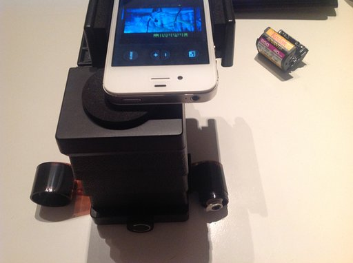 Scan Those Old and Forgotten APS Negatives with the Lomography Smartphone Scanner!