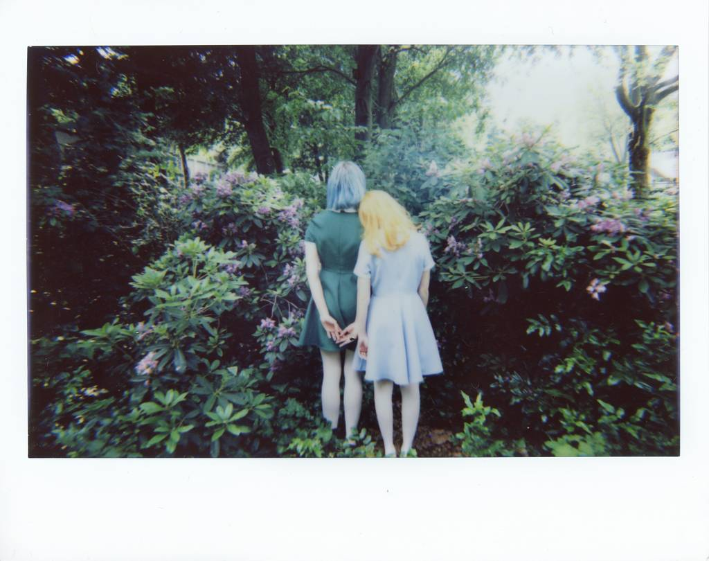 Traveling with Laurence Philomene: Berlin Through the Lens of the Lomo'Instant Wide
