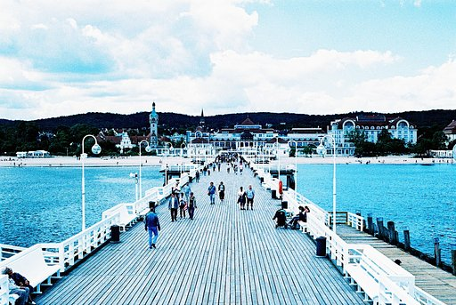 Join the LomoWalk in Sopot, Poland