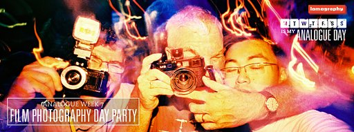 Event Highlights: 'FILM PHOTOGRAPHY DAY PARTY' at Lomography Gallery Store Singapore