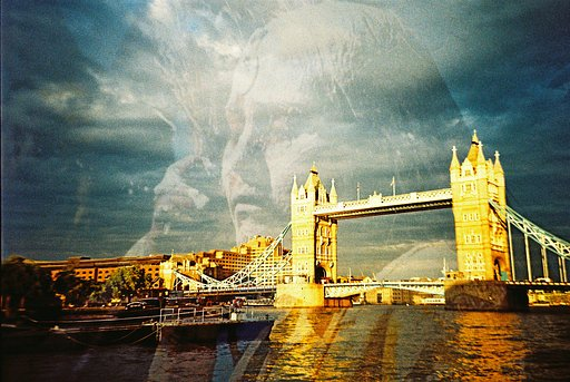 UK CitySlicker Anafaro: London and Lomography