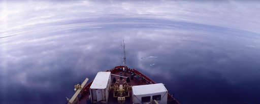 Lomos In The Arctic (Wide Arctic Horizons)