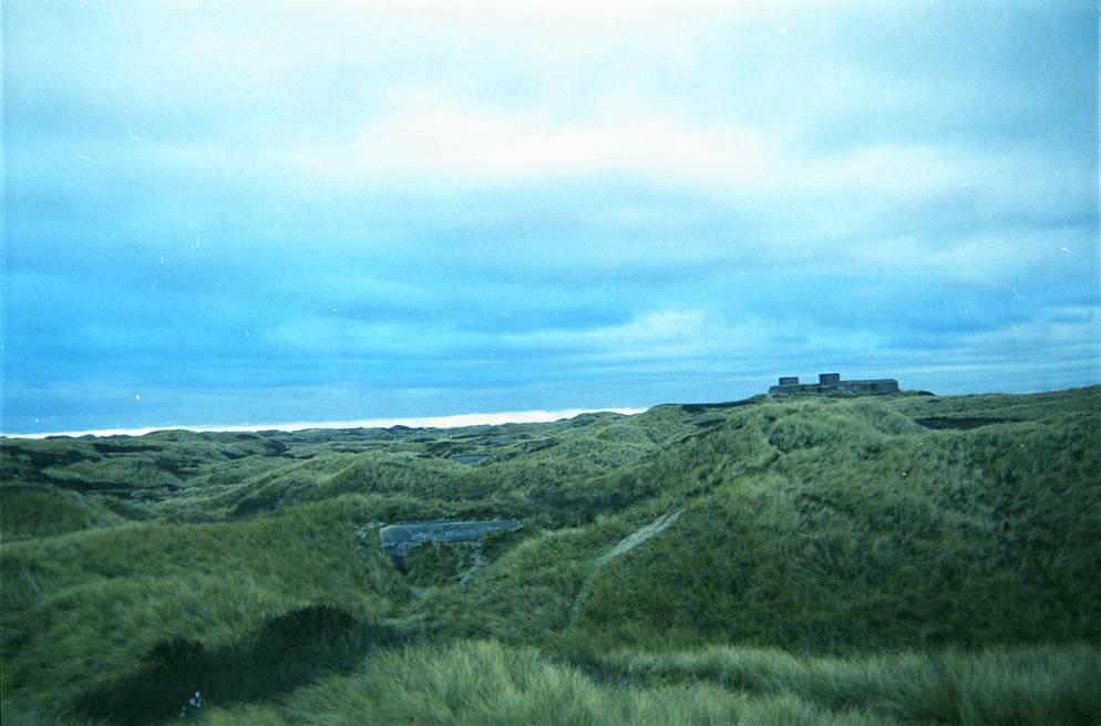 Blåvands Huk, the Westernmost part of Denmark