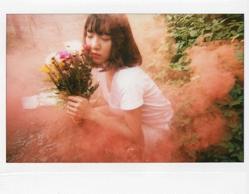 BlackDog Wu: Portraits with the Lomo'Instant Wide