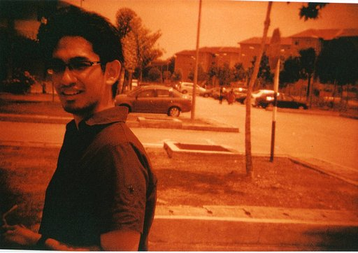 Using Lomography Redscale XR With Cameras That Can't Rate ISO