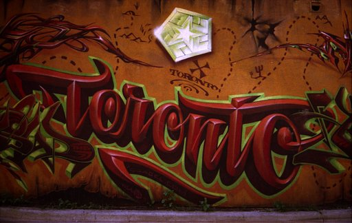 Creativity in the City: Toronto's Other Side