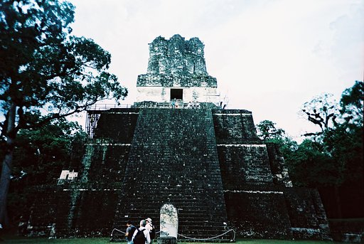 The Wanderlust Wonderlist: World Heritage Sites in Central America (As Seen By The Community)