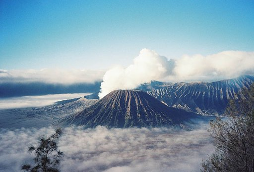Around the World in Analogue: Mount Bromo, Indonesia