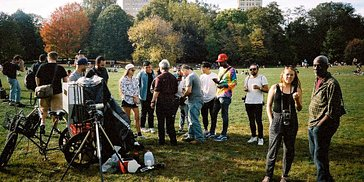 The Great NYC Film Photography Gathering