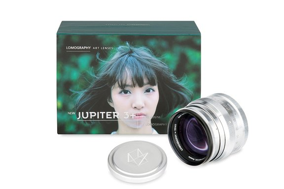 New Jupiter 3+ Art Lens