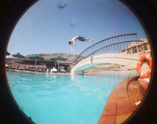 Once Upon A (Fisheye) Summer...