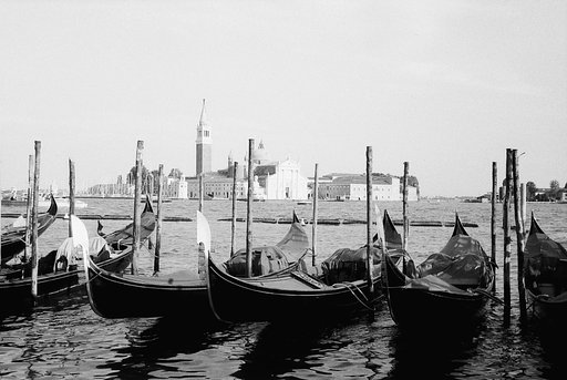 Most Romantic Places in the World: Venice and Its Gondolas