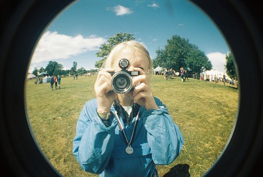 Lomography Workshop Weekend at the Yorkshire Sculpture Triangle