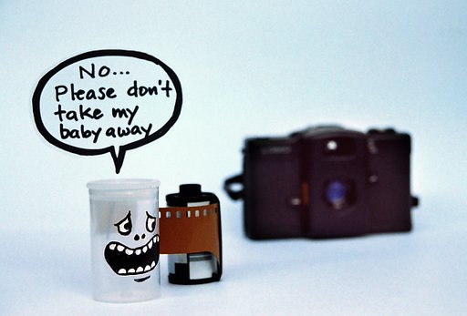 Lomography Malaysia X ilovedoodle Rumble!