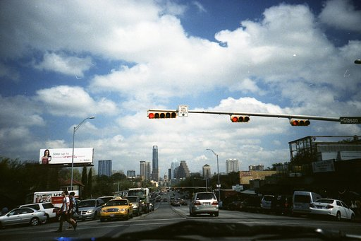 SXSW through a Lomographer's Lens