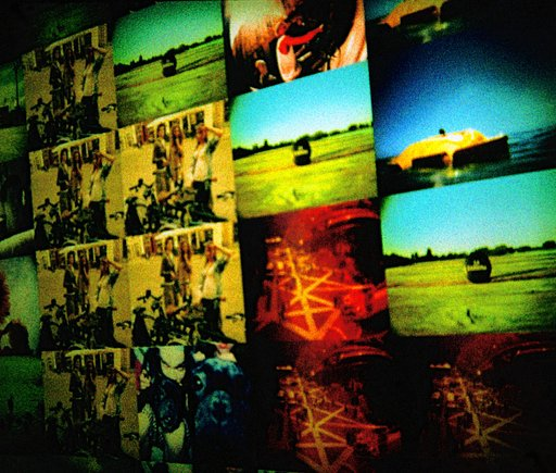 Worlds Lomographic Piece LomoWall – Account of Grand Opening in Lodz!