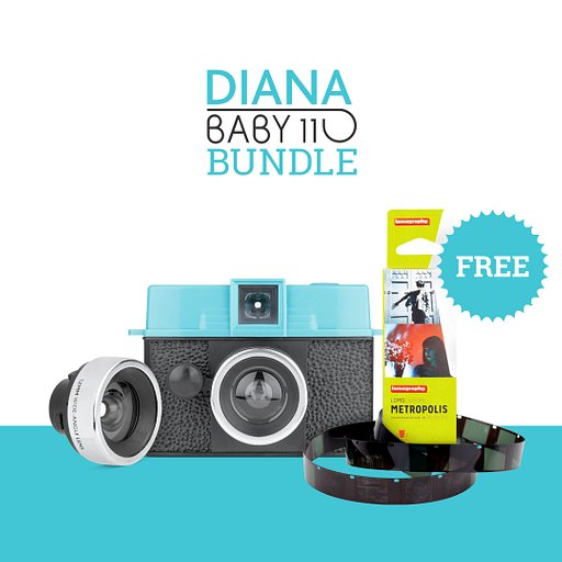 Discover the World of 110 Format Film With This Disarming Little Bundle of Joy