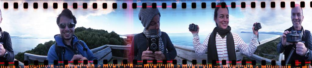 Meeting Friends Through Lomography with Stouf and His LomoDiary