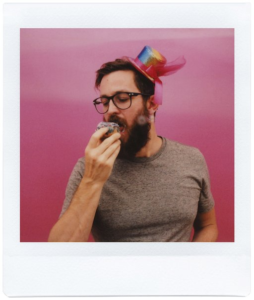 Lomo'Instant Square ile Photo Booth Maceraları