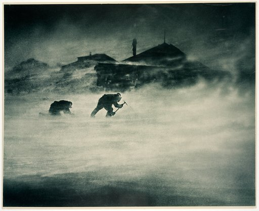 Frank Hurley: A Photographer from the Heroic Age of Antarctic Exploration
